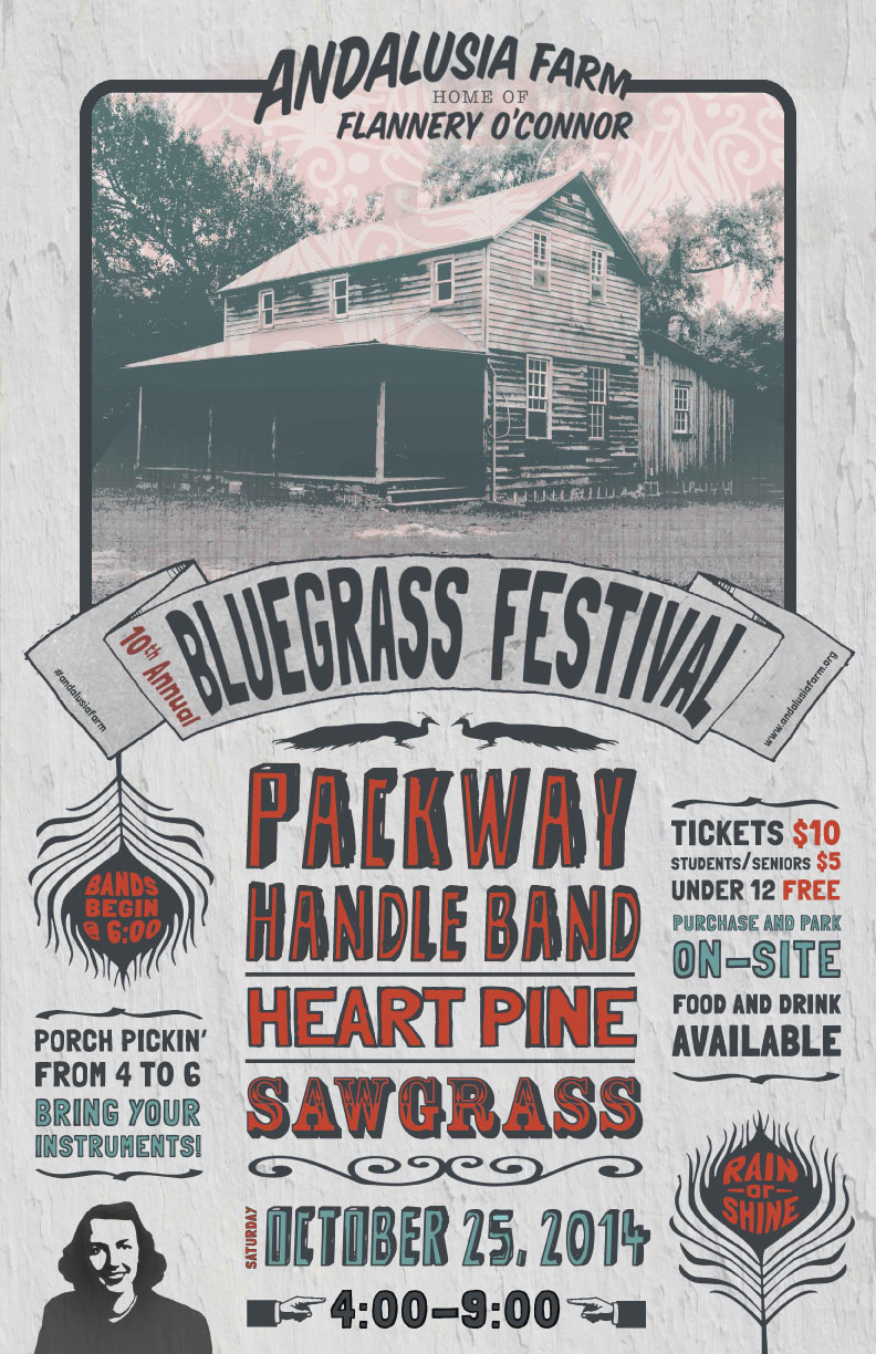 10th Annual Andalusia Bluegrass Festival