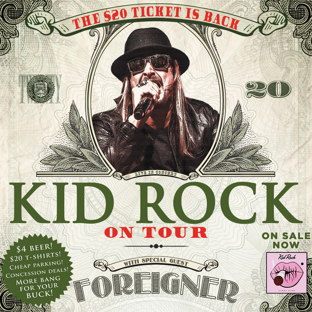 kid rock tour
