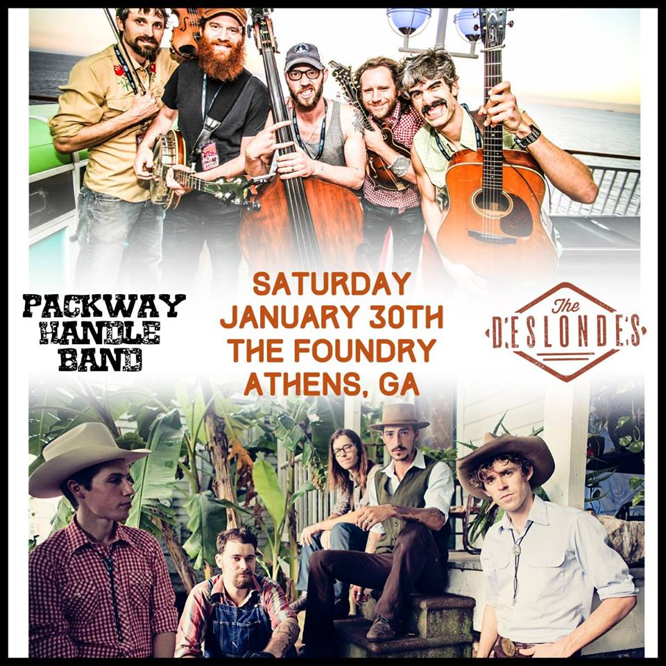 The Foundry Jan 30