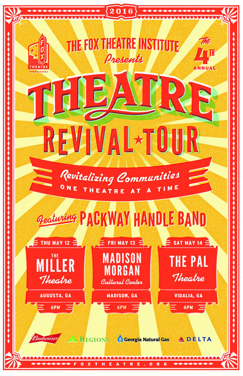 Fox Theater Revival Tour